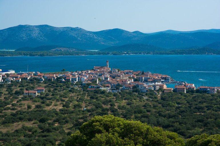 Murter, la porte d'entrée des iles Kornati (région de Sibenik, Dalmatie Nord) 1