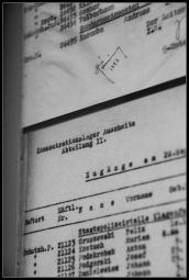 Camp d'Auschwitz liste de prisonniers et victimes