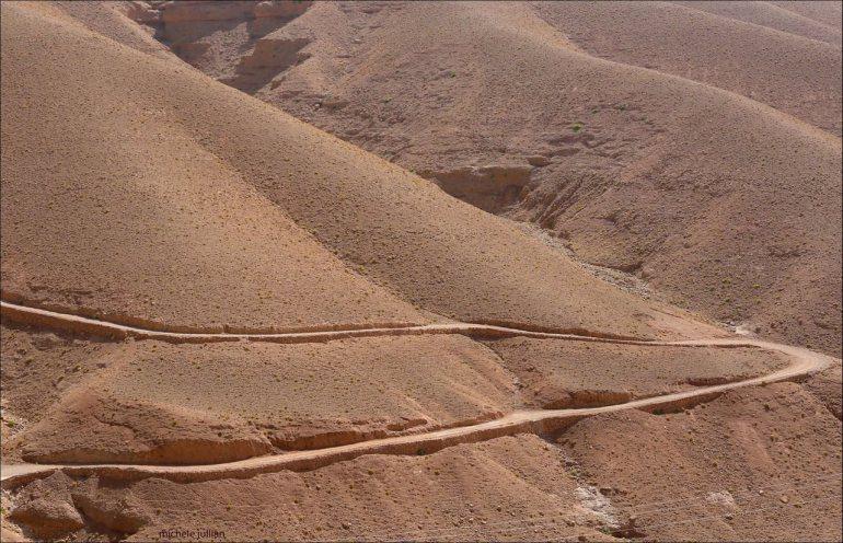 Le Maroc des chemins de caravanes