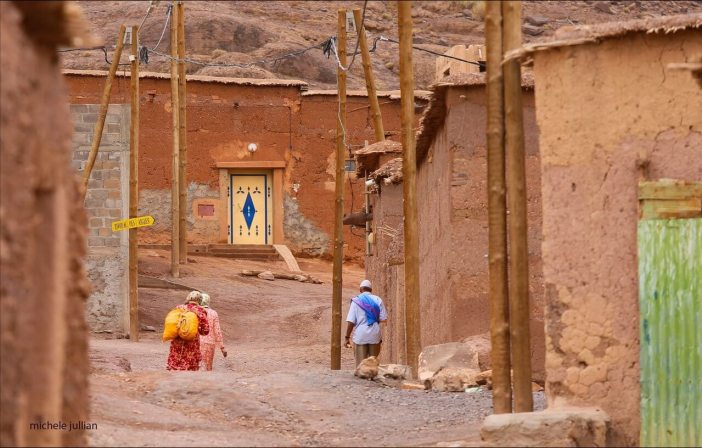 Oasis de Fint au Maroc