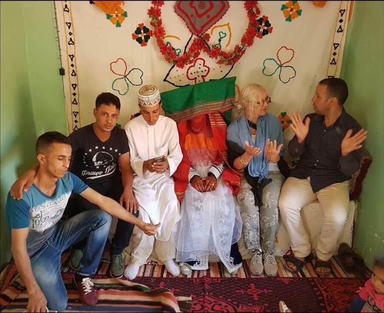 mariage berbère marocain
