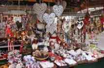 Salzburger Christkindlmarkt marché de noël décorations pour le sapin
