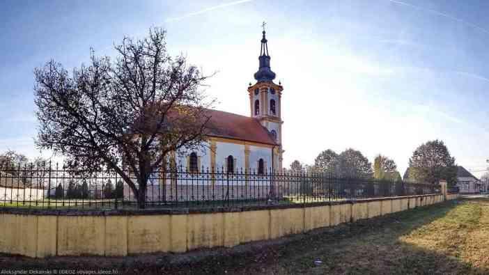 Krcedin église saint Nicolas