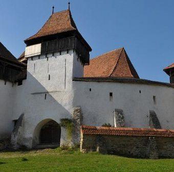 village saxon de viscri