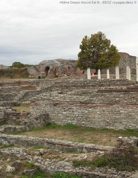 Site archéologique de Felix Romuliana en Serbie