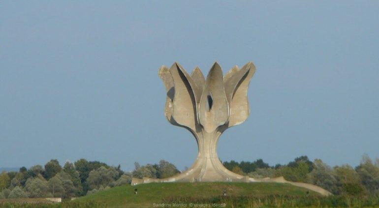 camp de concentration de Jasenovac en Croatie centrale