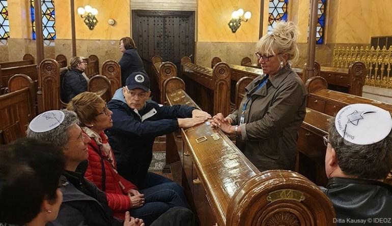 Visiter le quartier juif de Budapest ; une expérience à part avec Ditta, guide attitrée 1