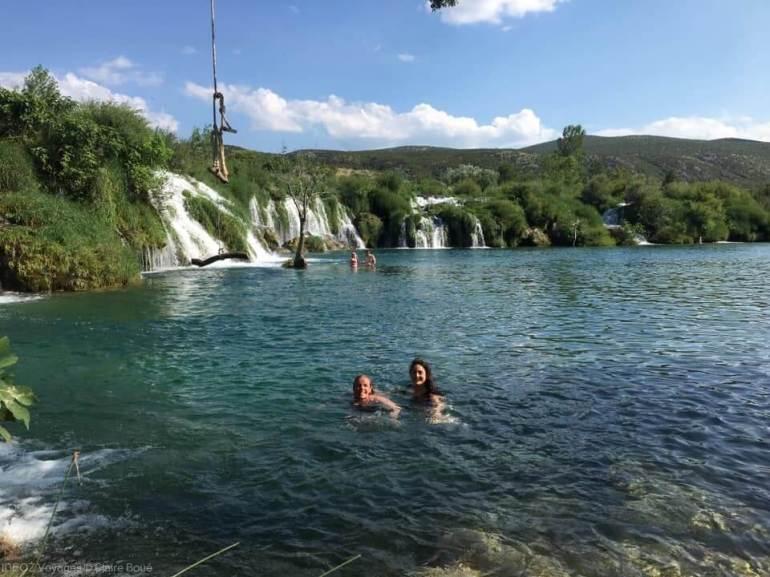 Que faire et où se baigner près de Plitvice? : Vacances actives en Lika 2