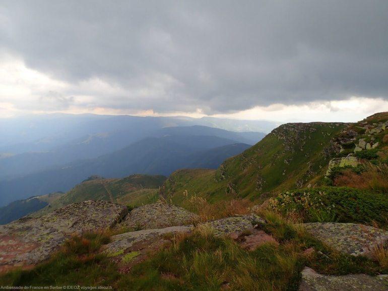 Randonnée à Stara Planina, sur la via dinarica voie verte en Serbie 12