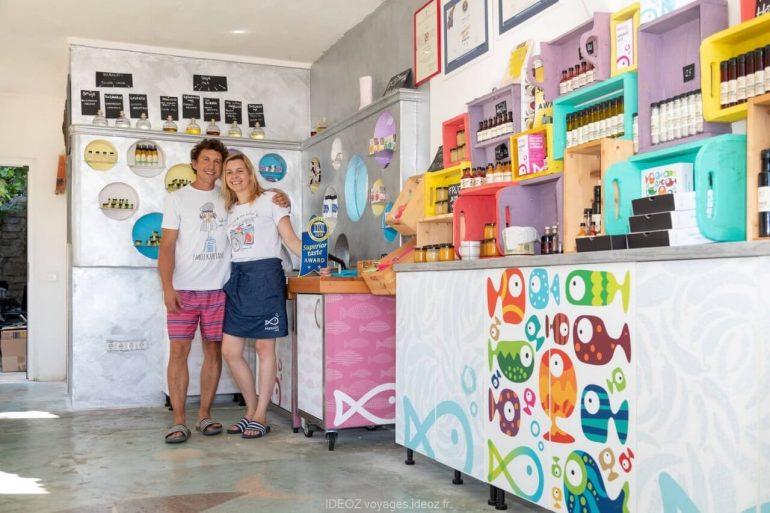 OPG Matulic, saveurs et délicieux produits culinaires et cosmétiques de l'île de Pasman 10