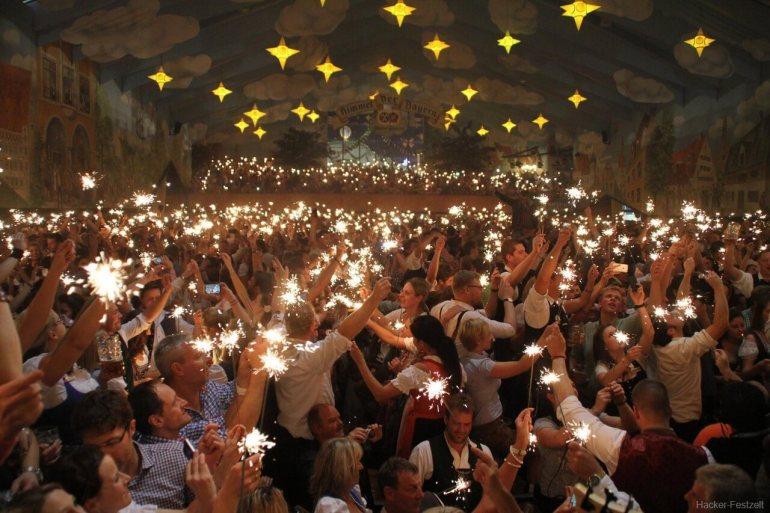 Les tentes d'Oktoberfest à Munich : à chacun son ambiance lors de la fête de la bière! 2