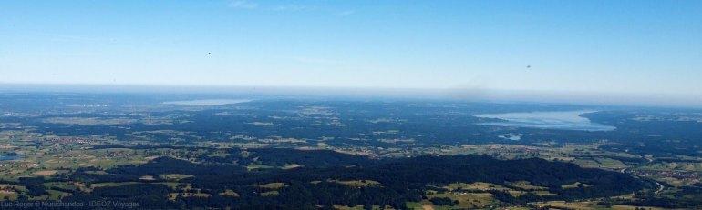lacs de ammersee et starnberg en bavière près de munich