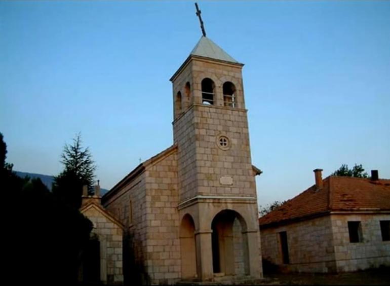 église du monastère de dragovic
