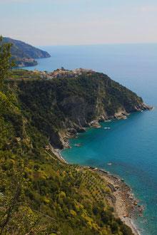 Cinque Terre, la Riviera Ligure du Levant (Voyage Italie) 31