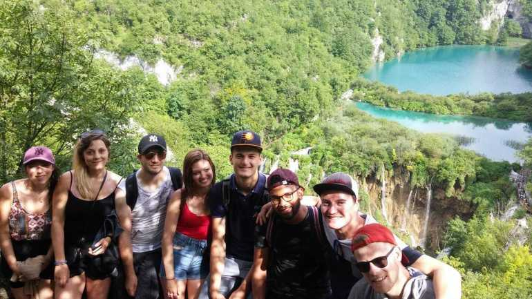 excursion organisée à Plitvice au départ de zadar avec jean claude zuza, guide privé francophone