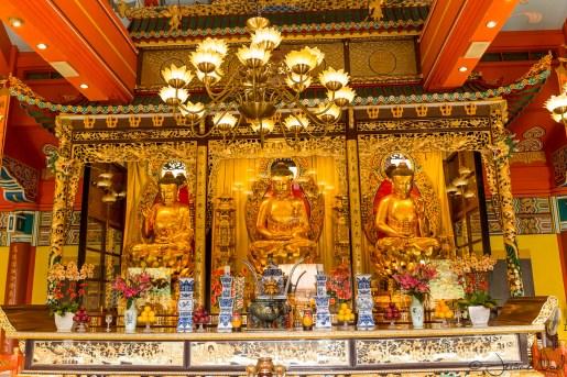Monastère de Po Lin 2