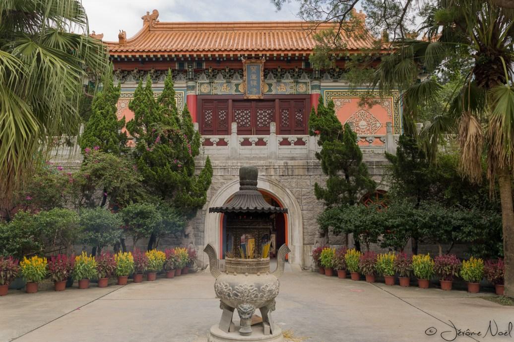 Monastère de Po Lin 5