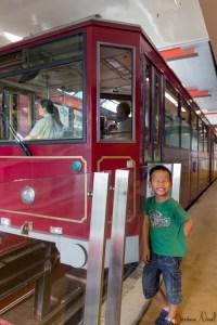 Peak Tram Thomas