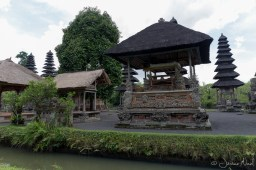 Taman Ayun - temple