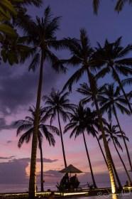Chandi Hotel - coucher de soleil