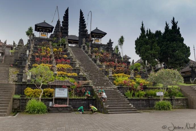 Besakih - Le temple principal