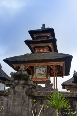 Besakih - Meru à 3 toits