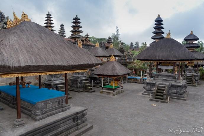 Besakih - temple privé