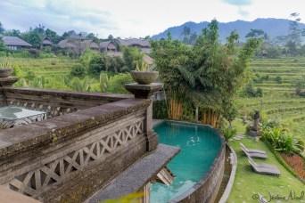 Sawah Indah - piscine