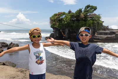Tanah Lot - duo