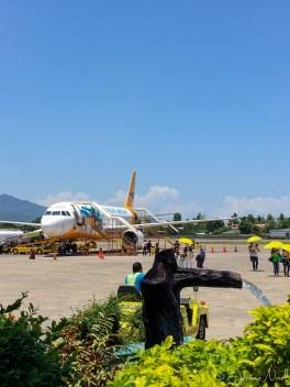 Aéroport Dumaguete - Tarmac