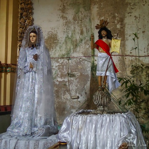 Siquijor - Lazi - église Saint-Isidore - Jésus