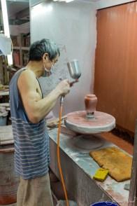 Taipei - potier