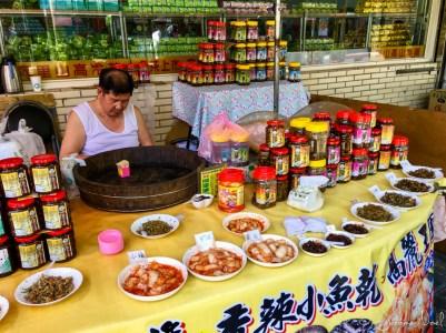 Taipei - stand rue
