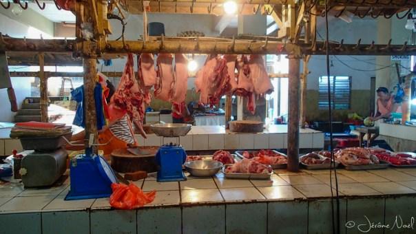Sibulan Public Market - boucher