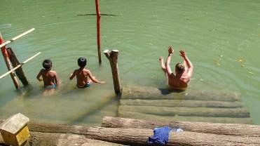 Loboc River, ça rafraichit