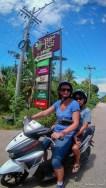 Bohol Bee Farm - scooters