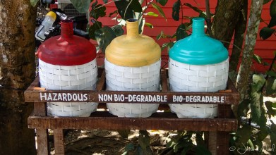 Bohol Bee Farm - tri sélectif