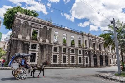 Aduana Building - La Intendencia