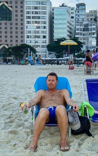 Plage de Copacabana