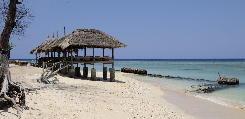 Les îles Gili, Lombok, Indonésie