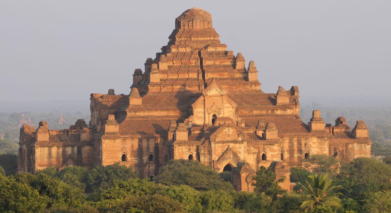 Le temple Gawdawpalin