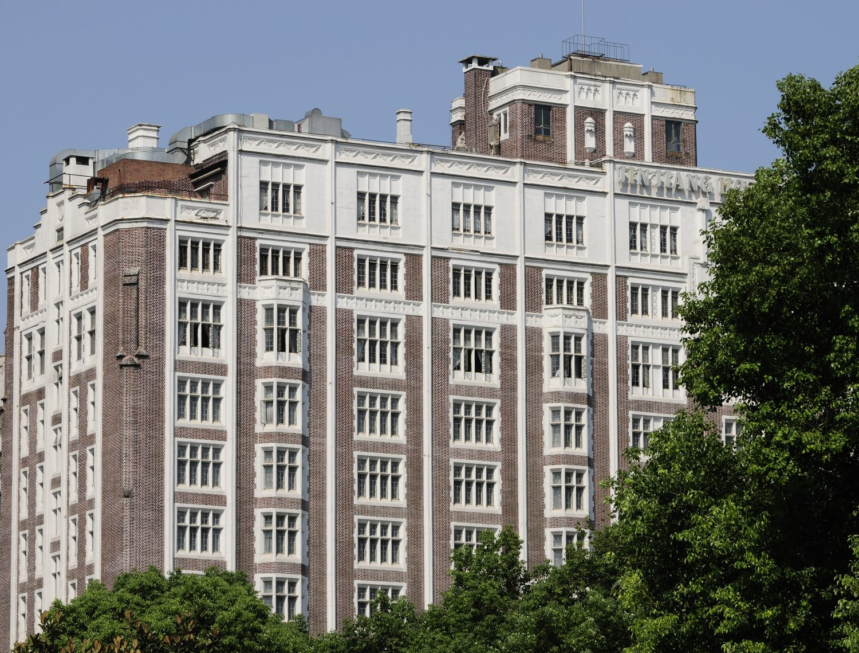 Cathay Mansions (1928), Shanghai