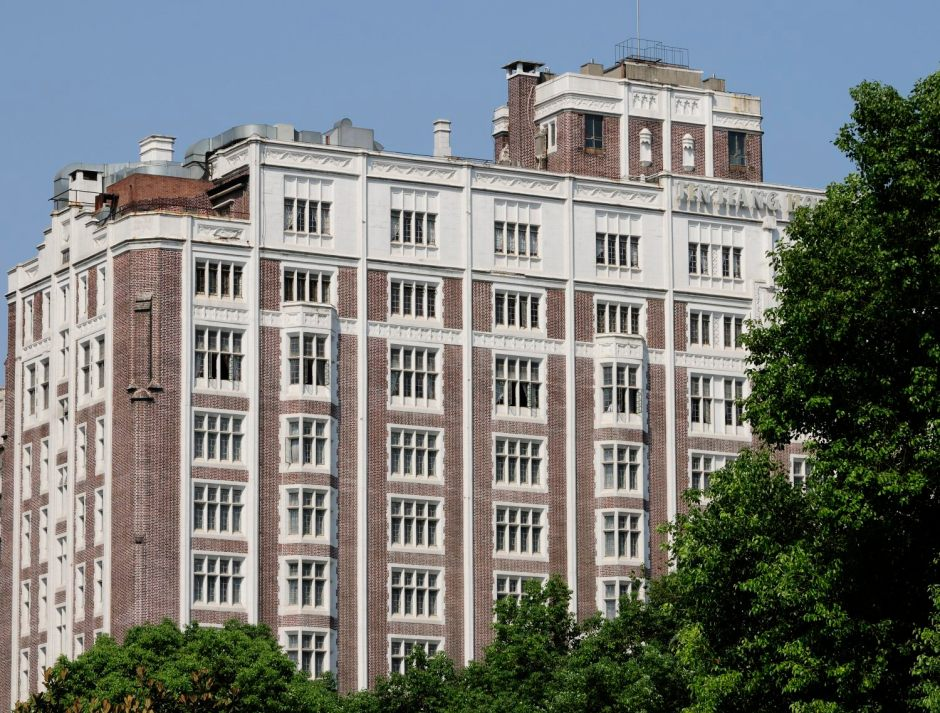 Cathay Mansions, Shanghai