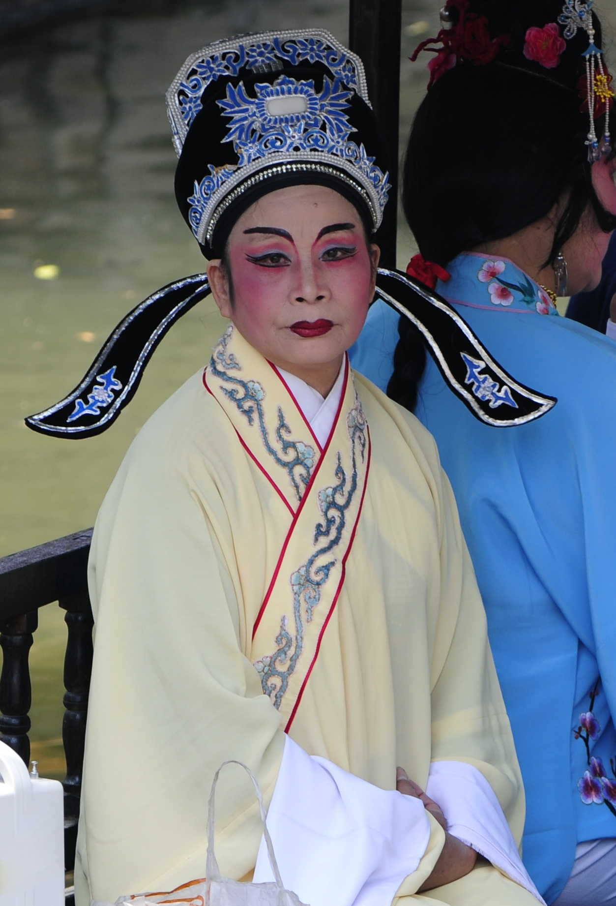 Nanxun, Zhejiang, Chine (Nánxún 南浔)