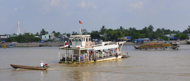 Can Tho, Delta du Mékong