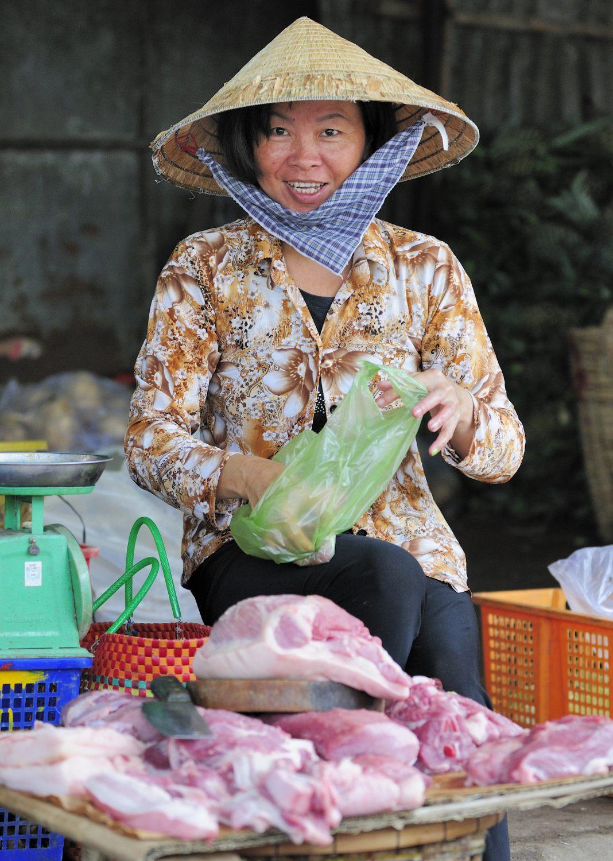 Voyage dans le delta du Mékong, Vietnam