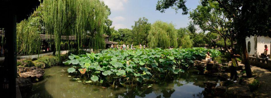 Jardin de l'humble administrateur, Suzhou