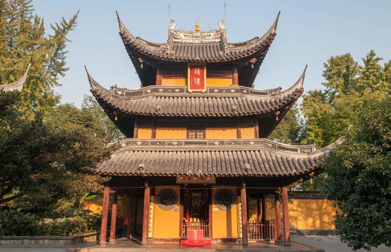 Temple Longhua, Shanghai (Lónghuá Sì 龙华寺)