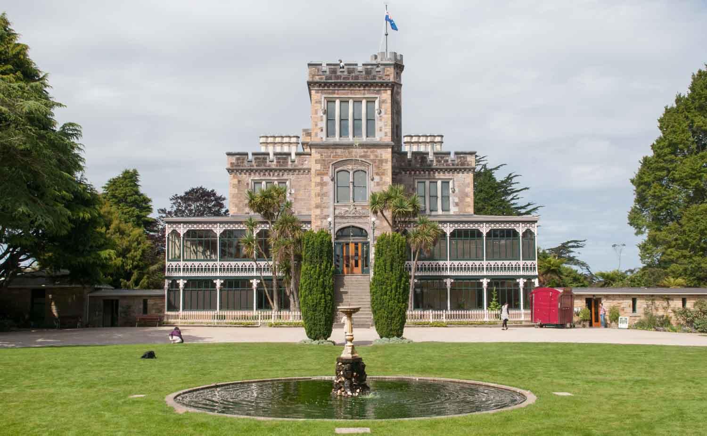 Larnach Castle, Otago Peninsula, Nouvelle-Zélande