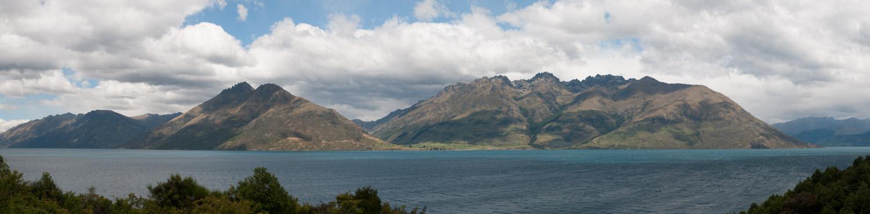 Lac Wakatipu, Ile du Sud, Nouvelle-Zélande
